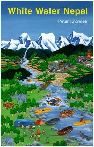 Wildwasserführer White Water Nepal