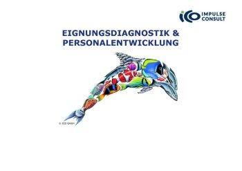 Eignungsdiagnostik und Personalentwicklung von ICO