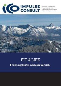 ICO Fit4Life-Booklet | für Führungskräfte, Vertrieb und Azubis