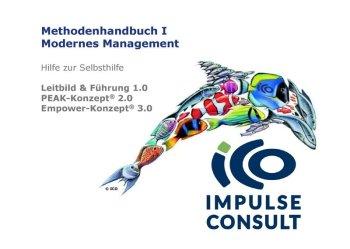 ICO Methodenhandbuch 1 | Modernes Management