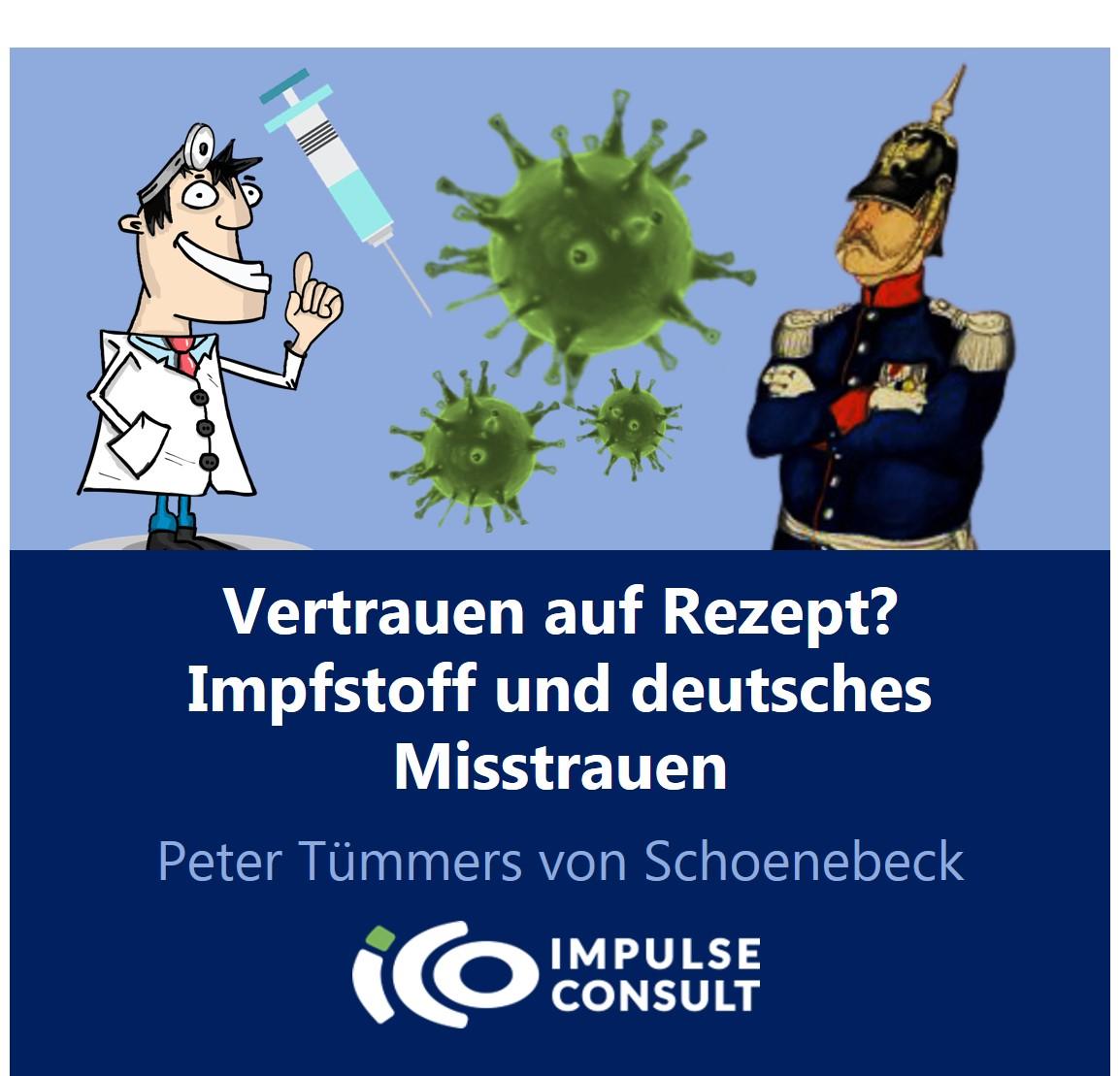 Vertrauen auf Rezept? Impfstoff und deutsches Misstrauen: Hausärzte ausgebootet