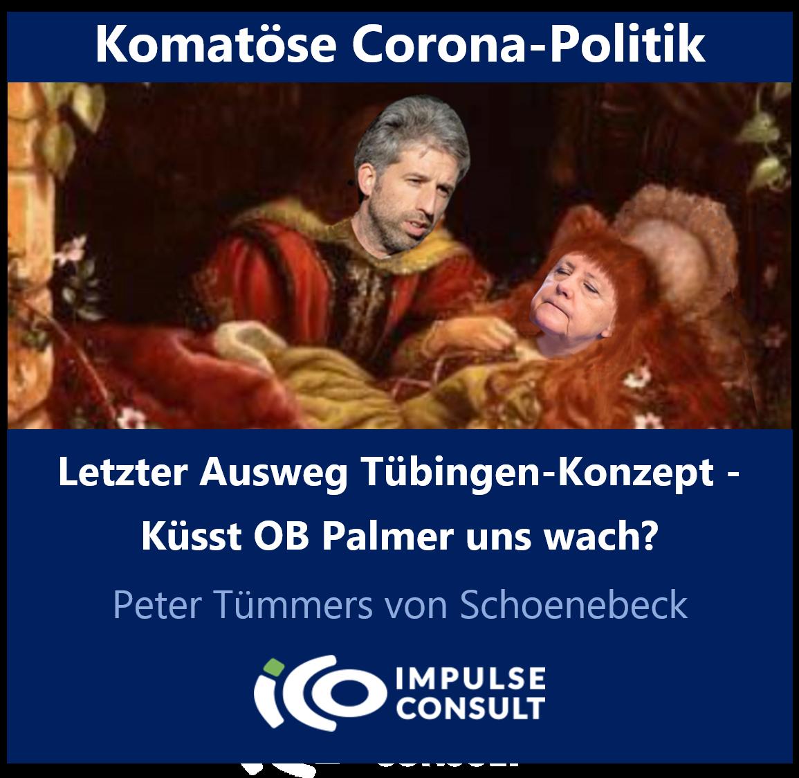 Titelbild Komatöse Corona-Politik