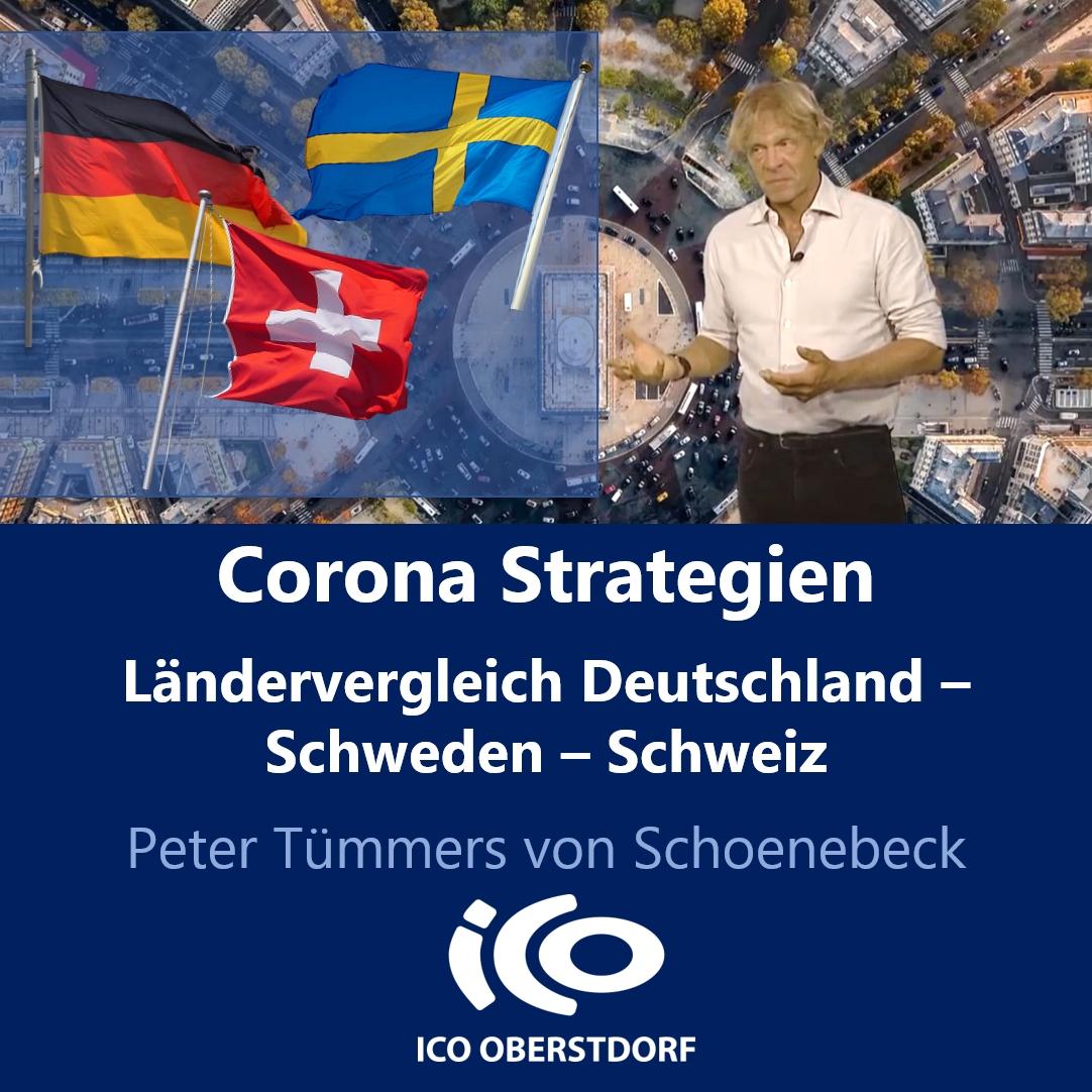 Titelbild Ländervergleich Corona Strategien