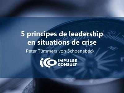 Titelbild 5 Prinzipien Führen in Krise französisch Mrz21
