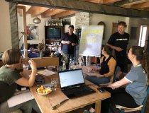 Vorbereitung 12. Agiles Netzwerktreffen 2