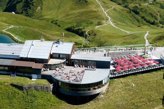Panoramarestaurant Kanzelwand