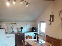 Fewo Küchenzeile und Esstisch