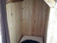 Fewo Schlafhütte