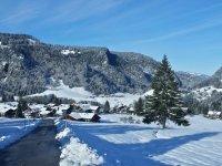 Kornau im Winter