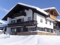 Landhaus Enzian im Winter