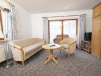 Ferienwohnung 3 - Wohnzimmer