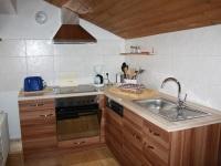 Küche in der Sternschnuppe