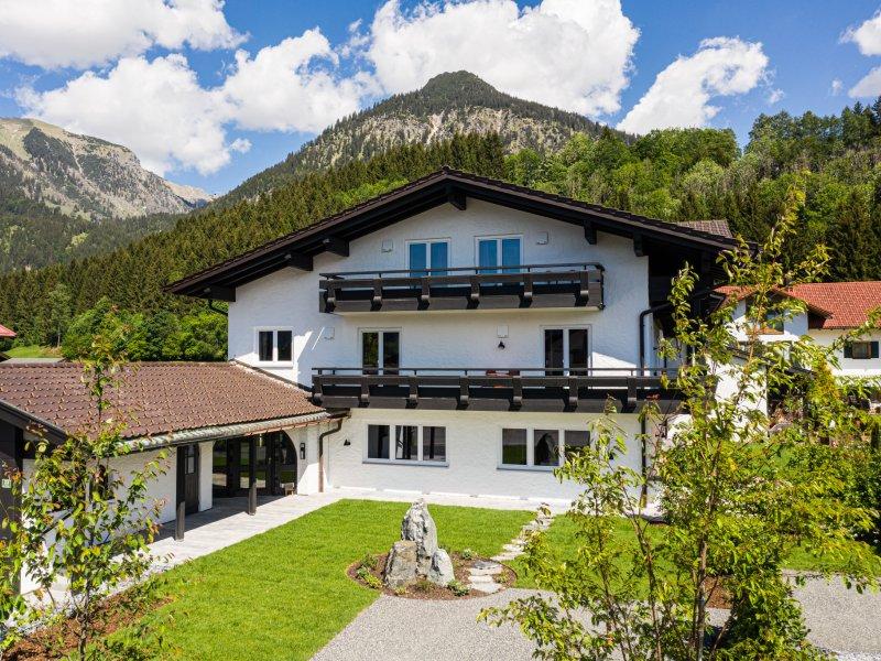Ferienhaus Loretto Oberstdorf
