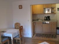 Wohnbereich mit Küche FW1