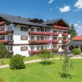 Hotel Rubihaus im Sommer