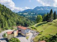 Das Oberstdorf Hostel in mitten der Allgäuer Alpen - traumhaft!