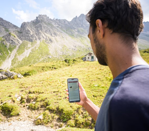 Der digitale Bergsportbericht