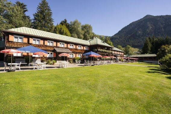 Das Oberstdorfer Moorbad