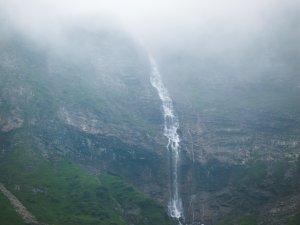 Wasserfall im Dietersbachtal