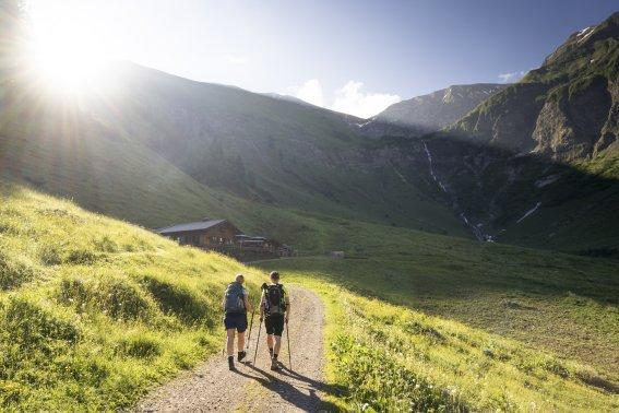 Wanderung zur Dietersbachalpe