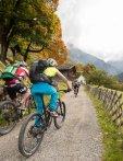 Herbstliche Mountainbiketour