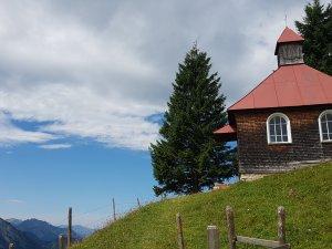 Kapelle bei Piesenalpe