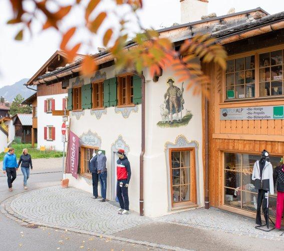 Das Berghisle Oberstdorf