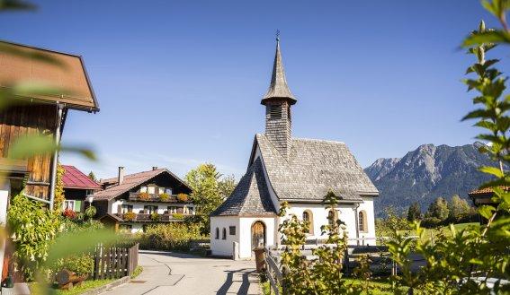 Kapelle in Kornau