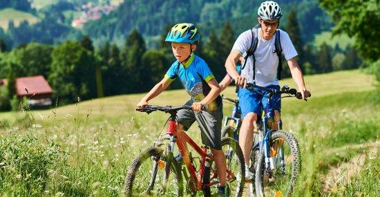 Biketour für Kids