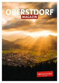 Oberstdorfer Magazin Magazin 05/20