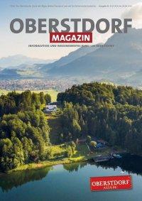 Oberstdorf Magazin 08/2020