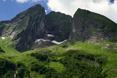 Bergwanderwoche mit Bahn OASE AlpinCenter
