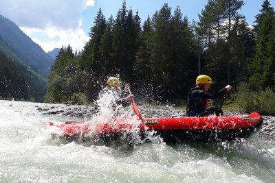 MAP - Rafting Lech