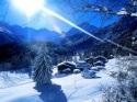 Winterbild-Schwand