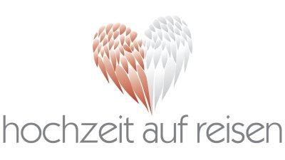 Logo Hochzeit auf Reisen