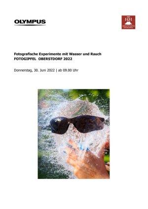 Oberstdorfer Fotogipfel - Infoblatt Fotografische Experimente