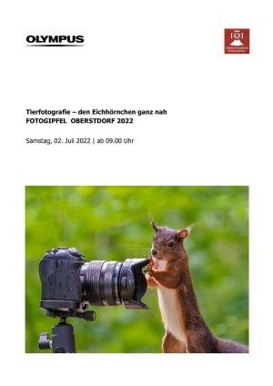 Infoblatt Tierfotografie