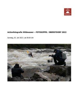 Infoblatt Wildwasser