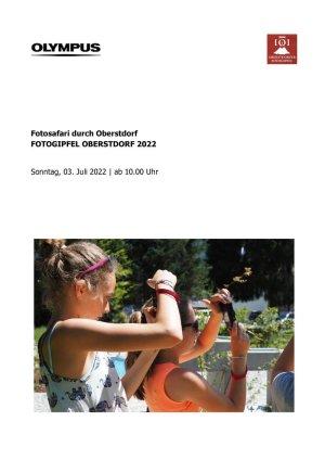 Infoblatt Fotosafari