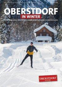 Oberstdorf in winter 2021/2022