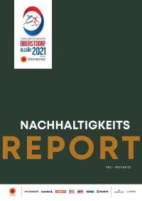 Nachhaltigkeitsreport NWM 2021
