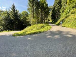 Anstieg Lochbachtal