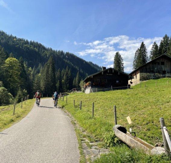 Lochbachtal Radeln