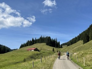 Radeln im Lochbachtal