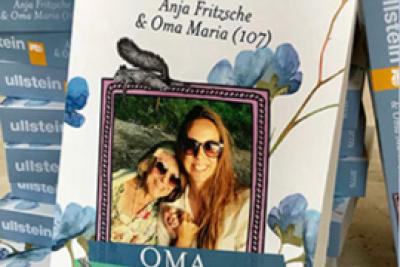 Oma, die Nachcreme ist für 30jährige