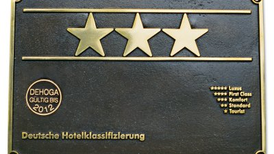 Hotelklassifizierung