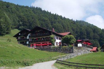 Hotel Alpengasthof Schwand