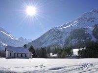 Birgsau Winter Tourismus Oberstdorf