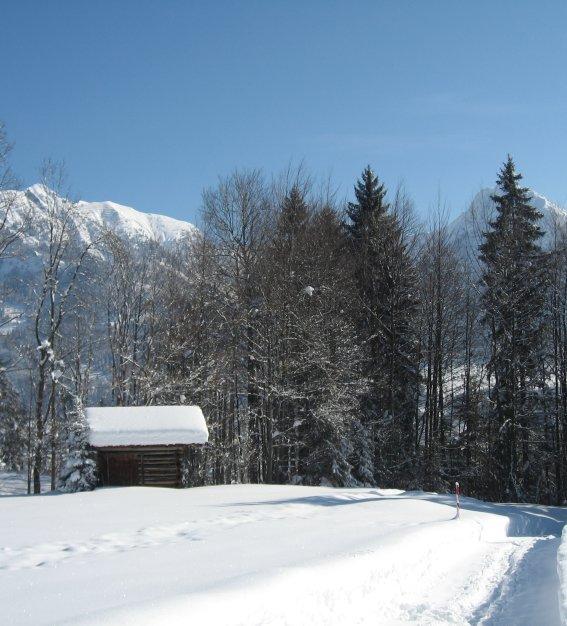 von Kornau nach Tiefenbach