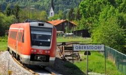 In Oberstdorf angekommen